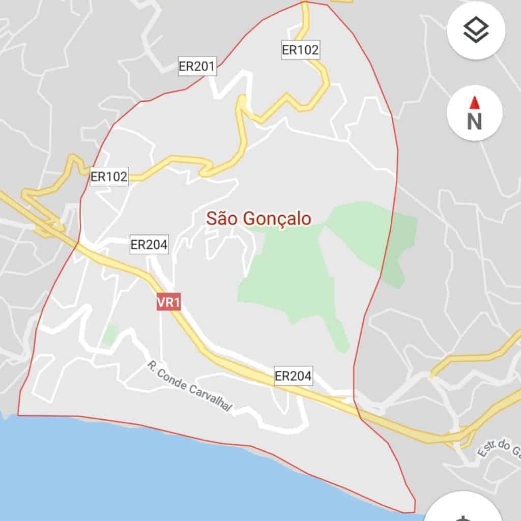 Pick-up & drop-off areas. Funchal, Sao Goncalo. By Google Maps. Pico Transfers. Pico Do Arieiro. Pico Ruivo.
